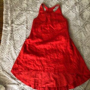 NWT Banana Republic linen dress